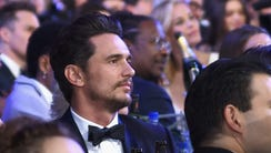 James Franco attends the 24th Annual Screen Actors
