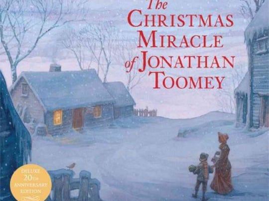 """The Christmas Miracle of Jonathan Toomey"""