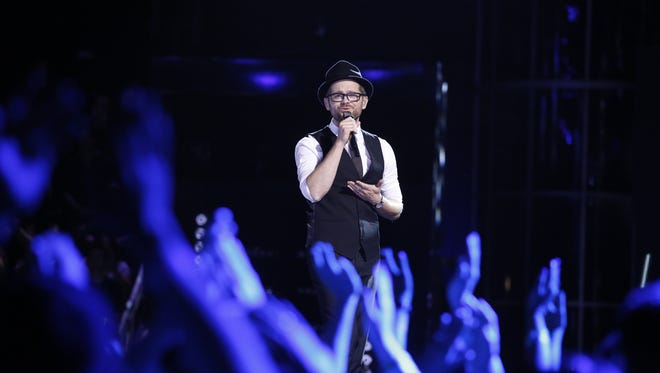 "Josh Kaufman is attempting to reach the Top 8 of ""The Voice."""