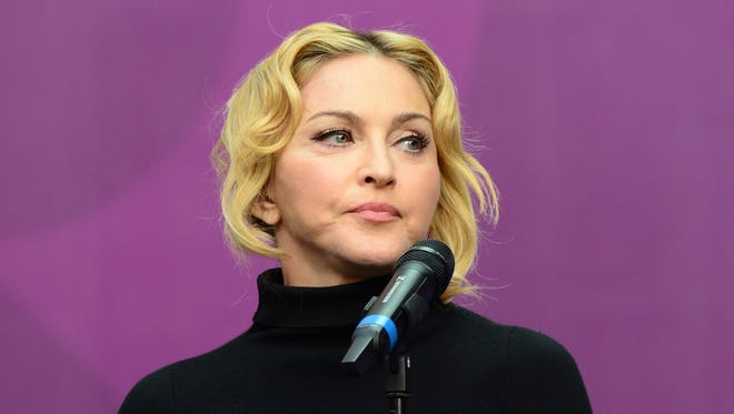 Madonna  turned up for jury duty at a New York City courthouse Monday, but was dismissed within two hours. Court system spokesman David Bookstaver says officials cut her loose because there were plenty of prospective jurors for the day's needs.