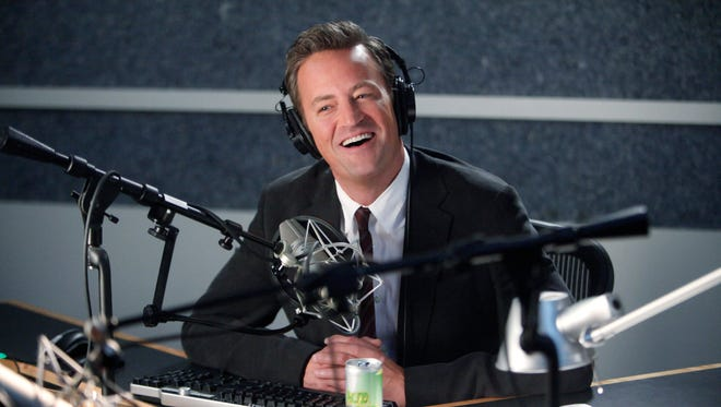 Matthew Perry, who starred in NBC's 'Go On,' will play Oscar in an 'Odd Couple' pilot for CBS.