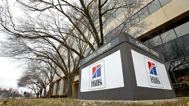 Hill's Pet Nutrition has signed on as the second founding partner of Plug and Play's Topeka-based accelerator program.