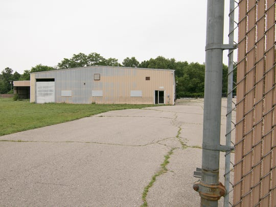 A recreation center is proposed for this building in
