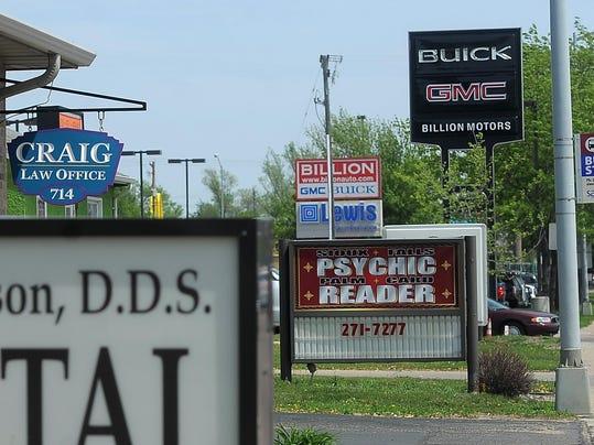 Billion Auto Sioux Falls >> Council OKs street closure so Billion can expand