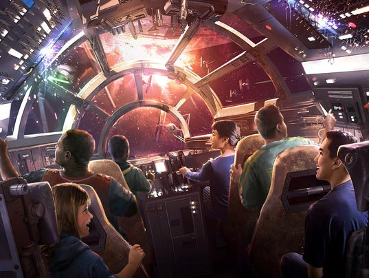 Disney Announces 23 Wild New Developments for Its Theme Parks