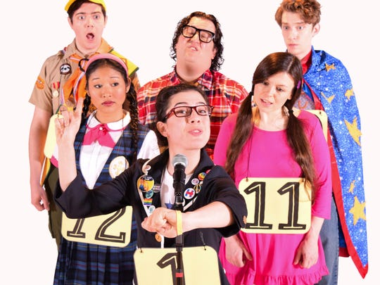 "Florida Rep's ""The 25th Annual Putnam County Spelling Bee"