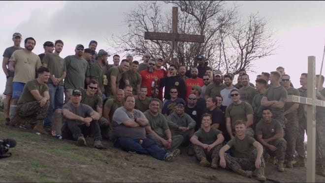 The 2nd Battalion, 4th Marines will be at a pig roast for a Brevard Gold Star family this Memorial Day weekend.