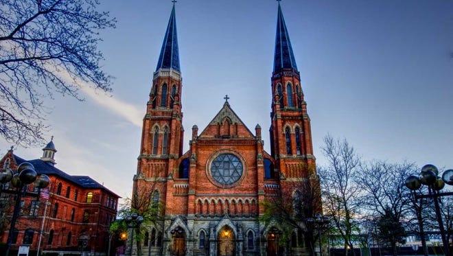 Ste. Anne Church de Detroit