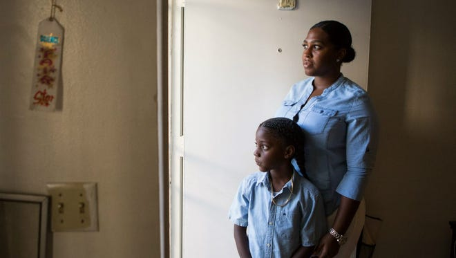 Keshara Shaw has spent years trying to help her son, Mikahi, transfer schools.