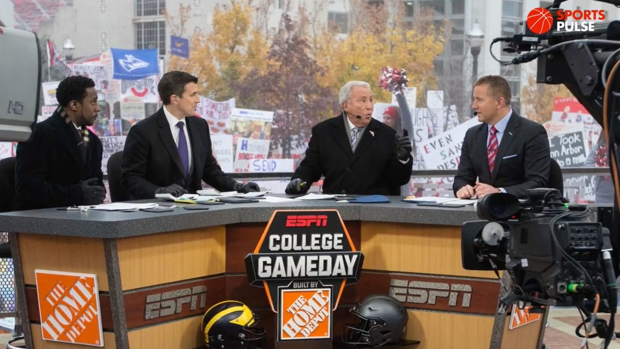 How ESPN's College GameDay became a Saturday staple