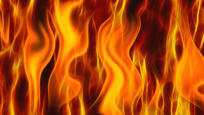 A red flag fire warning has been issued for much of northcentral Montana Friday.