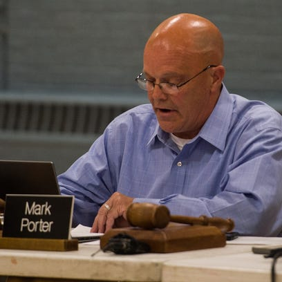 BTV School Board chairman flames out