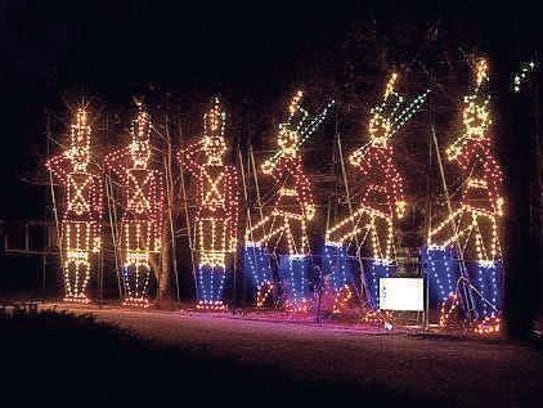 Roper Mountain Holiday Lights opens its final season