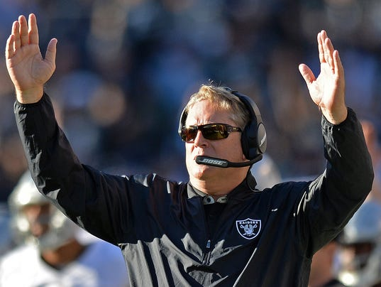 Jack Del Rio Gets Four Year Contract Extension From