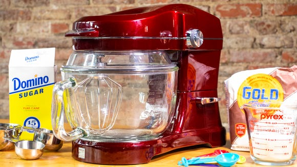 Move over KitchenAid—there's a new mixer in town.