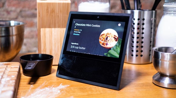The Echo Show is perfect for anyone who spends a lot