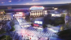 The Marcus Amphitheater at Summerfest will be rebuilt