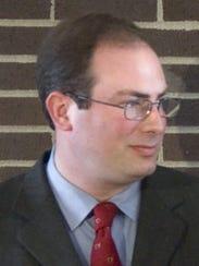 Tim Longmeyer in 2005.