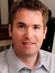 David Peters, Iowa State University associate professor