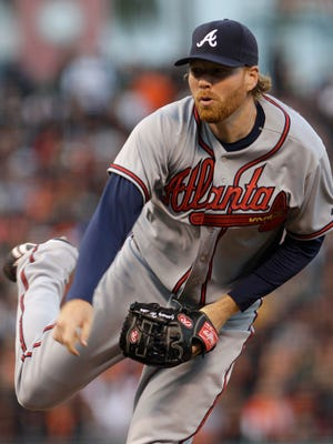 Tommy Hanson, 29, last pitched in the majors in 2013 with the Angels.