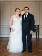 Colette Monaghan and James LettermanJune 12, 2015
