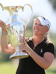 With her win in the 2007 ANA Inspiration, Morgan Pressell, then just 18, became the youngest winner of a major championship on the LPGA Tour