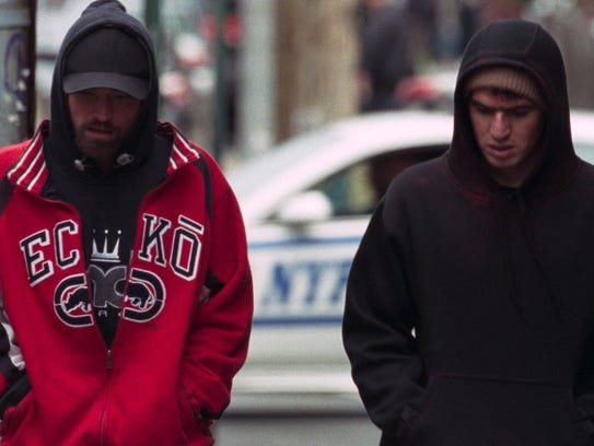 Connie (Robert Pattinson, left) embarks on a mission