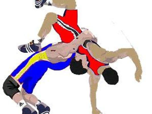 Wrestling_Clip_art_3