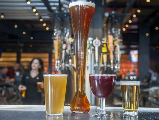 Dining Review:  Yard House in Moorestown