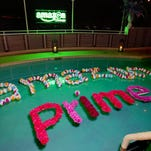 Decorations at the Amazon Prime Summer Soiree on July 16, 2015 in West Hollywood, Calif.