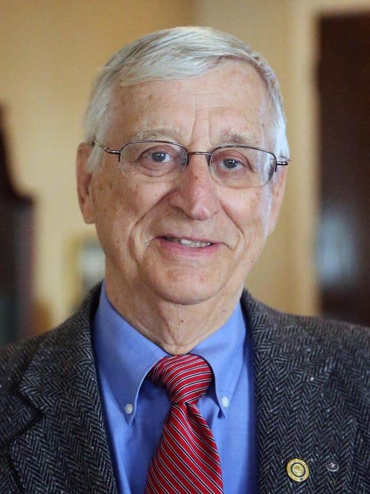 Paul Huchton, M.D. 1