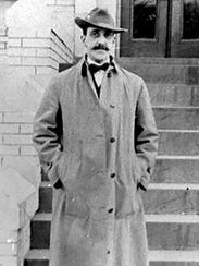 Robert Heath, who was Bergen County sheriff when the