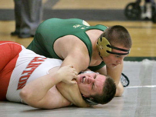 Howell and Austin Hansen fell to Plymouth for the second