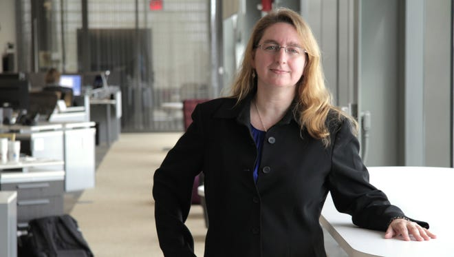 Jennifer Schopf, director of international networks at IU, was one of the leaders on a project to connect U.S. and Asian researchers.