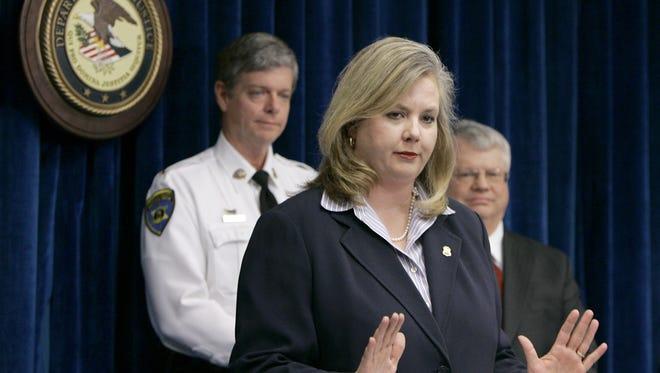 Catherine Hanaway is a former U.S. attorney and Missouri House speaker.
