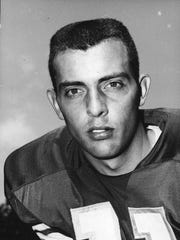 Wisconsin Badgers football player Ron Vander Kelen was the 1962 national championship MVP.