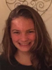 Red Hook cross country runner Sheena Dwyer-McNulty