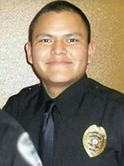 Navajo Nation police Officer Houston James Largo was fatally shot while responding to a domestic-violence call on March 12, 2017.