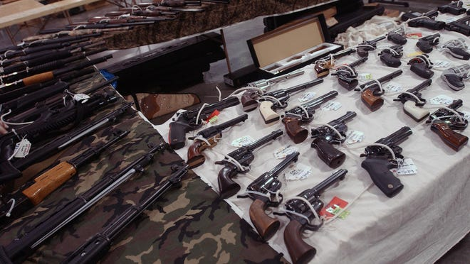 The RK Gun Show returns to the Ozark Empire Fairgrounds this weekend.