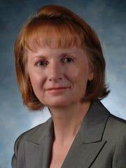 Lola Raska, executive vice president of the Montana Grain Growers Association