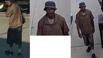 Delaware State Police say this man used a handgun to rob a truck driver on Aug. 5.