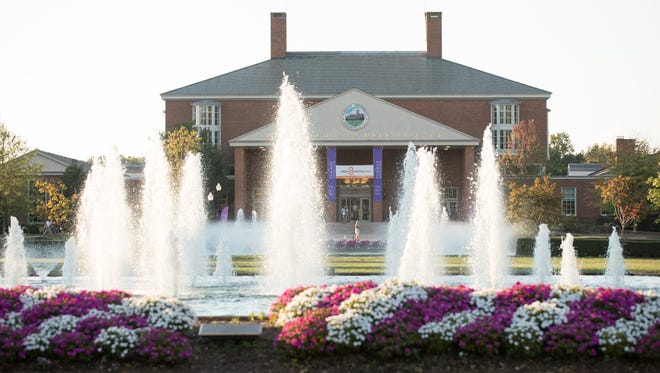 Furman University ranked among the top 25 percent of the nation's liberal arts colleges.