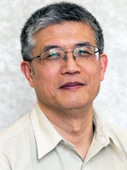Zehao Zhou of Manchester Township, Pa., is an assistant