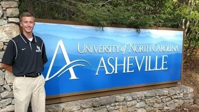 North Buncombe senior Hunter Burnette has committed to play college baseball for UNC Asheville.