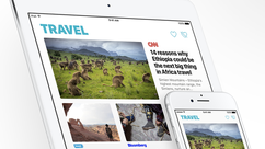Apple News on iPad and iPhone