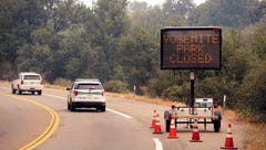 After weeks of smoke and fire, Yosemite Valley to reopen at Yosemite National Park