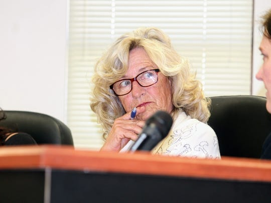 Otero County Commission Chairman Janet White discussed amending Ordinance No. 13-05 at their March 9 Otero County Commission meeting.