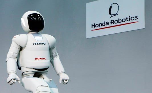 Honda HR-V small SUV a no-show at NY; Asimo steals stage