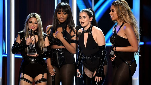Ally Brooke, Normani Kordei, Lauren Jauregui, and Dinah
