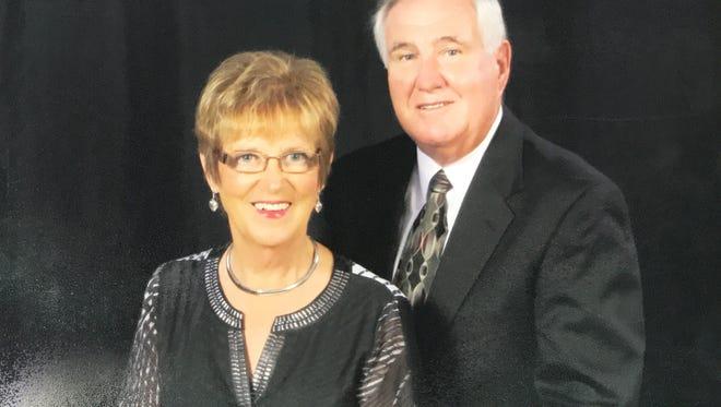 Wayne and Sue Reno